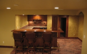 Basement Finishing | J&J Construction, Inc. | Colorado Springs, CO