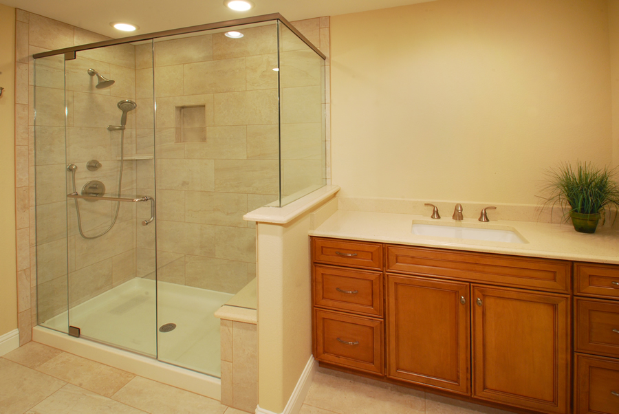 Bathroom Remodeling Gallery JJ Construction Inc Colorado Springs - Bathroom remodeling midlothian va