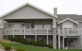 Custom Deck | J&J Construction, Inc. | Colorado Springs, CO