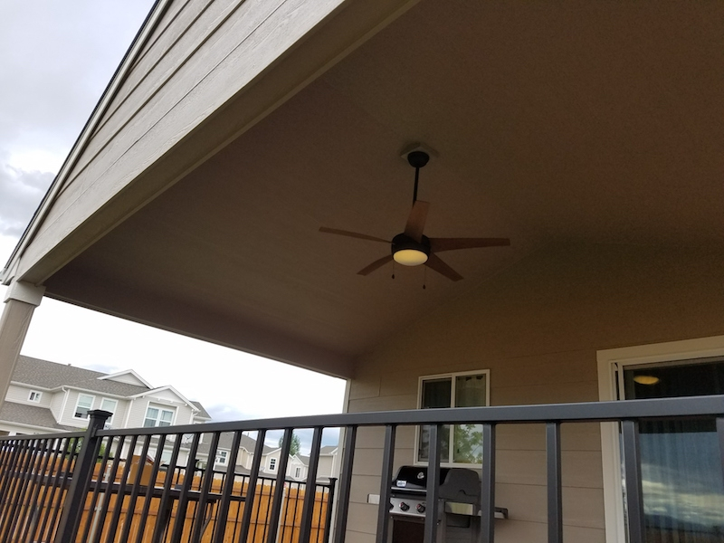 Grand Mesa Deck Remodel Finished Picture