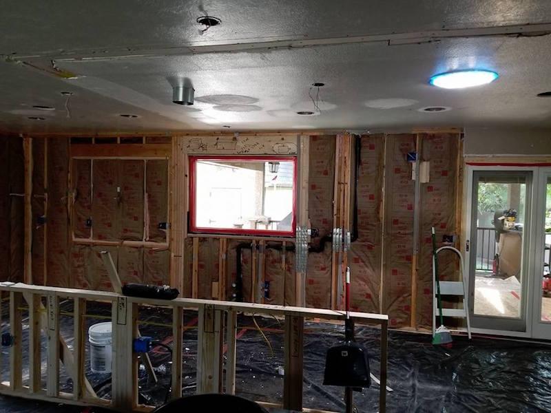 Sierra Kitchen Remodel | J&J Construction, Inc. | Colorado Springs, CO