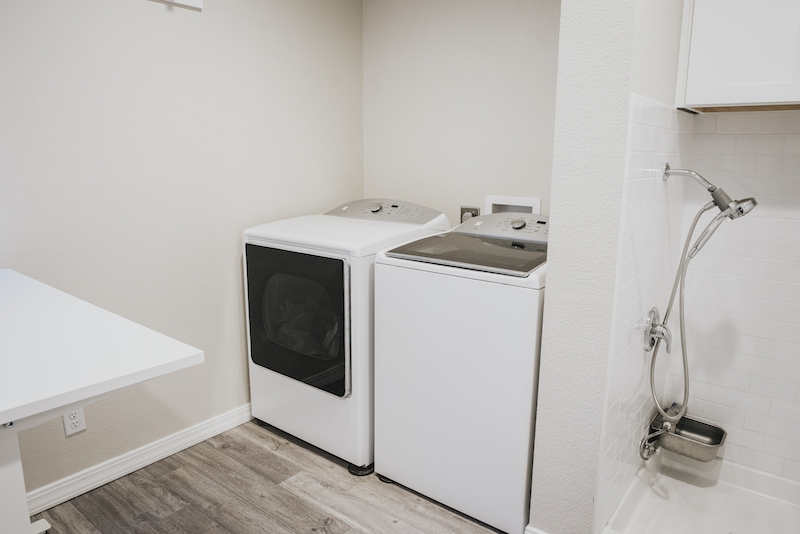 Colorado Springs Laundry Room Remodel | J&J Construction, Inc.