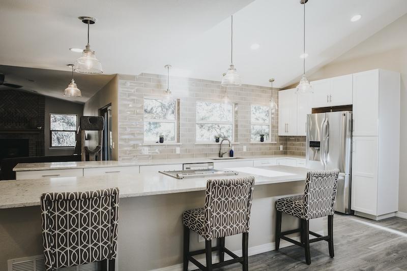 Colorado Springs Kitchen Remodel   J&J Construction, Inc.