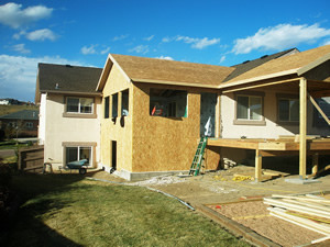 Colorado Springs Home Additions| J&J Construction Incorporated