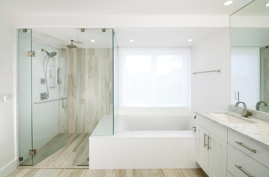 bathroom remodeling | j&j construction, inc. | colorado springs