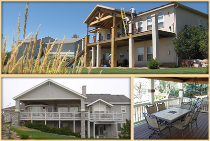 Colorado Springs Deck Builder | J&J Construction, Inc.
