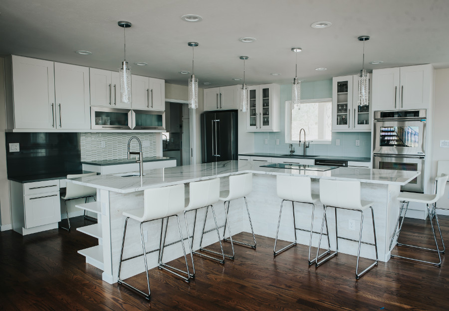 J&J Construction-Brandon Project Kitchen Remodel | Colorado Springs, CO
