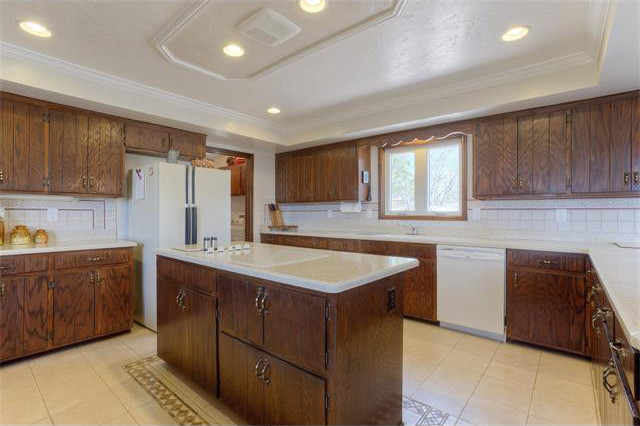 Kitchen Remodel Before | J&J Construction, Inc. | Colorado Springs
