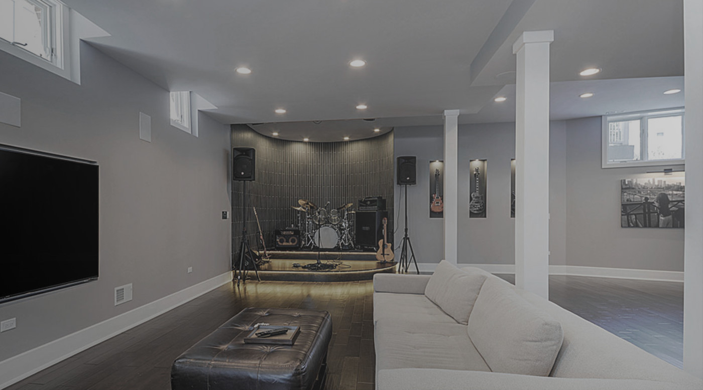Basement Finishing | Build Your Own Basement by J&J Construction After | Colorado Springs, CO